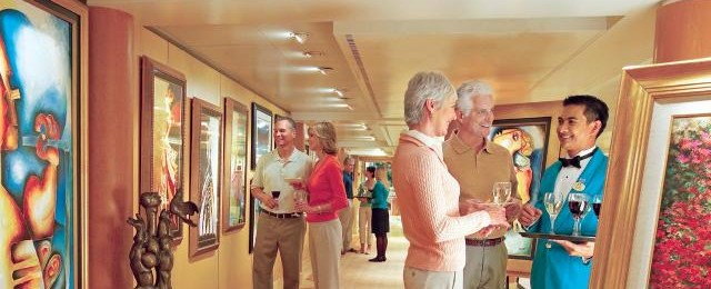 Princess Cruises Art Auctions