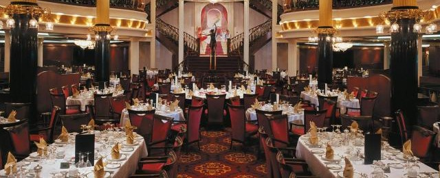 Royal Caribbean Cruises Dining Room