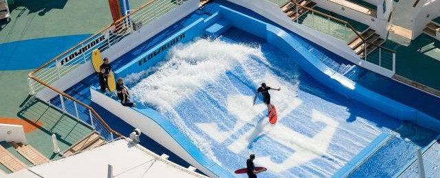Royal Caribbean Cruises Flowrider