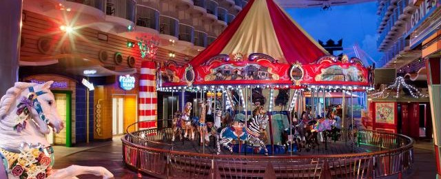 Royal Caribbean Cruises Carousel