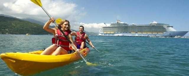 Royal Caribbean Cruises Kayak