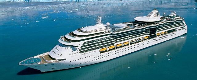 Royal Caribbean Cruises Alaska