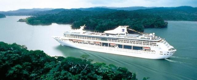 Royal Caribbean Cruises Panama Canal