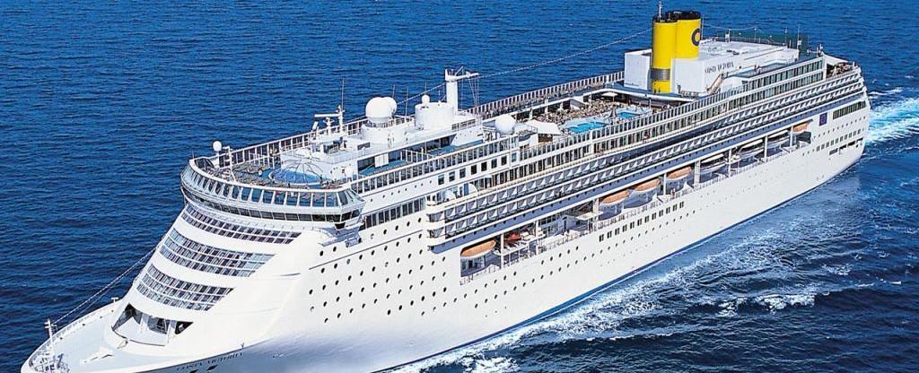 Victoria Cruise Ship Costa Cruises Costa Victoria On ICruisecom - Victoria cruises