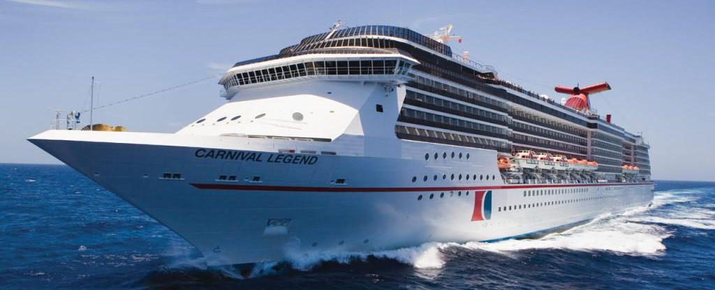 Legend Cruise Ship Carnival Cruises Carnival Legend On ICruisecom - How old are carnival cruise ships