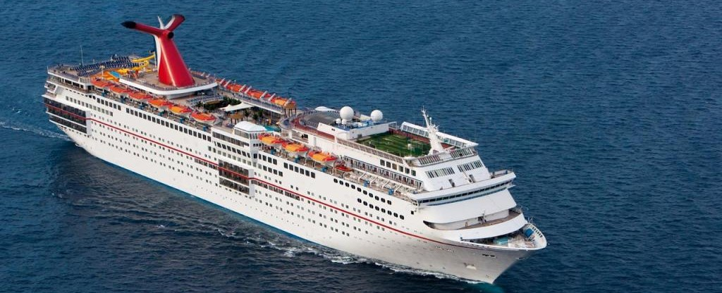 Ecstasy Cruise Ship Carnival Cruises Carnival Ecstasy On ICruisecom - How long is the carnival cruise ship