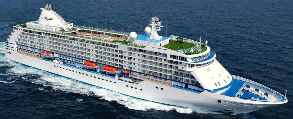 Seven Seas Voyager Cruise Ship