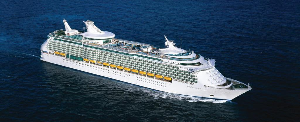Of The Seas Cruise Ship Royal Caribbean Cruises Mariner Of The - Cruise ship caribbean