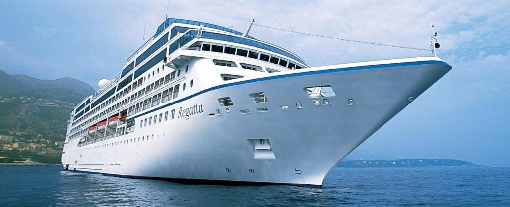 Cruise Ship Oceania Cruises Regatta On AlaskaCruisescom - Oceania regatta cruise ship