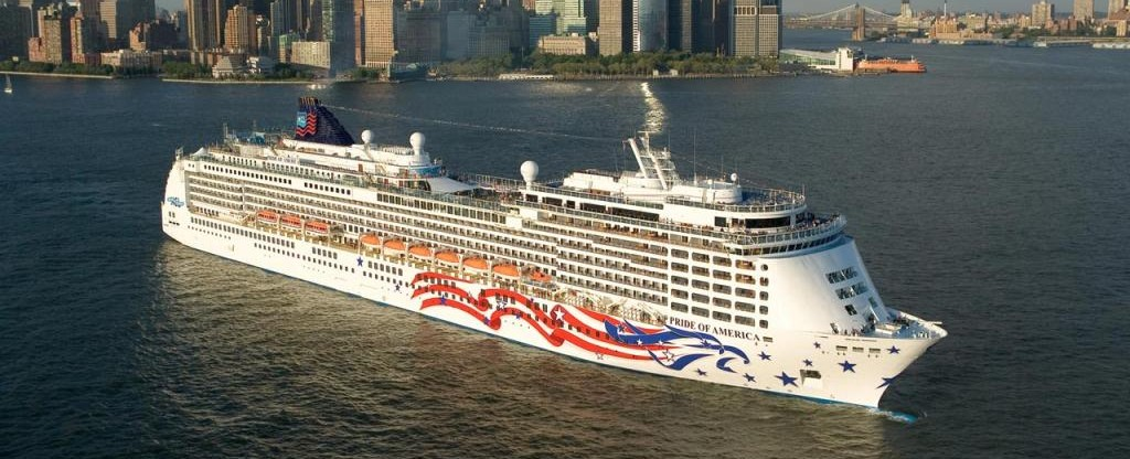 Pride Of America Cruise Ship Norwegian Cruise Line Pride Of America On Icruise Com