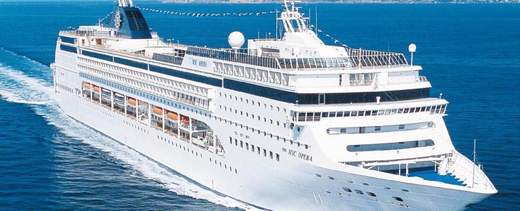 MSC Opera Cruise Ship - MSC Cruises MSC Opera on iCruise.com