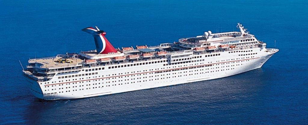 Carnival Cruise Paradise Deck Plans