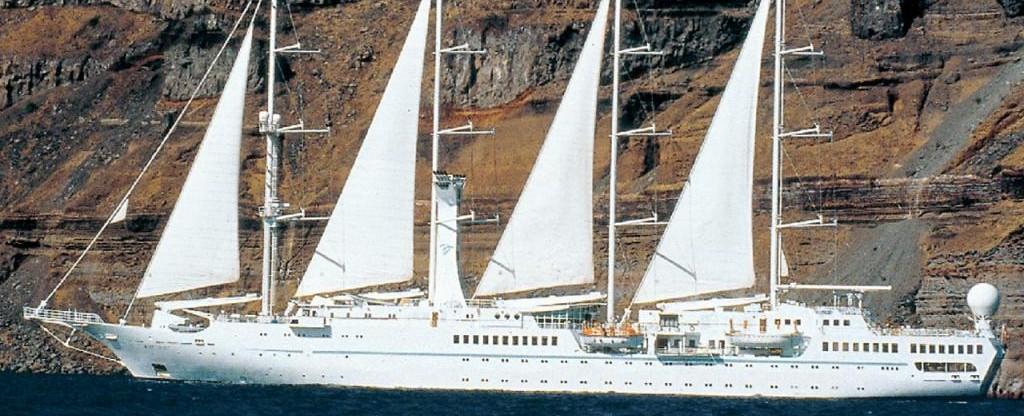 Wind Spirit Cruise Ship Windstar Cruises Wind Spirit On Icruise Com