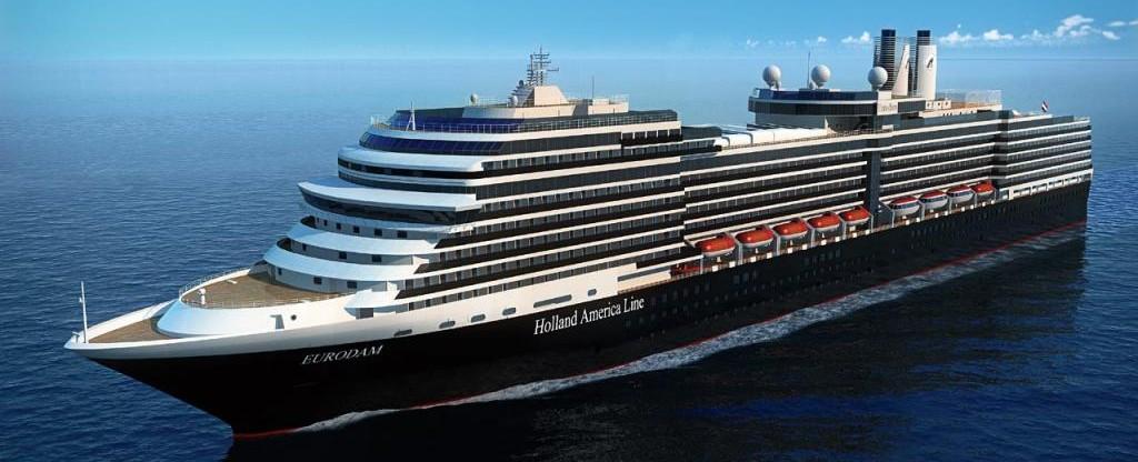 Cruise Ship Holland America Line Eurodam On AlaskaCruisescom - Eurodam cruise ship