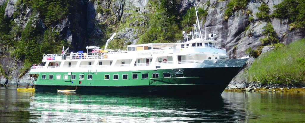 Wilderness Adventurer Cruise Ship - Un-Cruise Adventures Wilderness Adventurer on AlaskaCruises.com