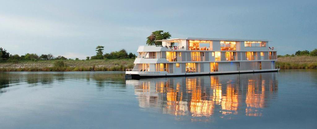 Zambezi Queen Cruise Ship Ama Waterways Zambezi Queen On