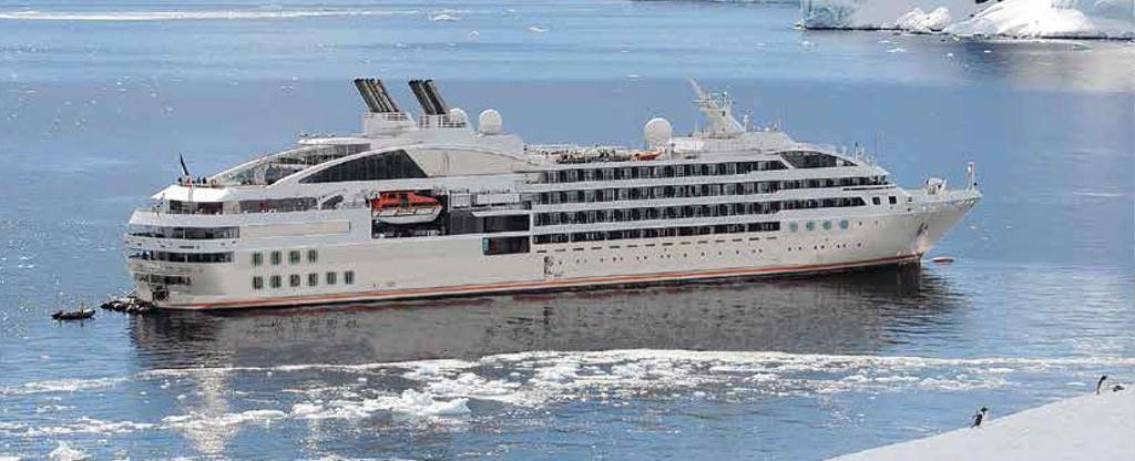 Soleal Cruise Ship Ponant Cruises Le Soleal On ICruisecom - Ponant cruises
