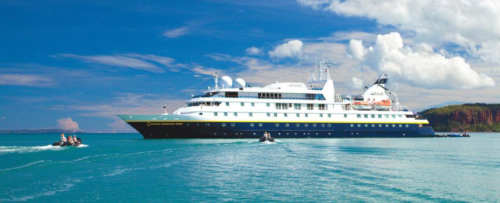 National Geographic Orion Cruise Ship Lindblad