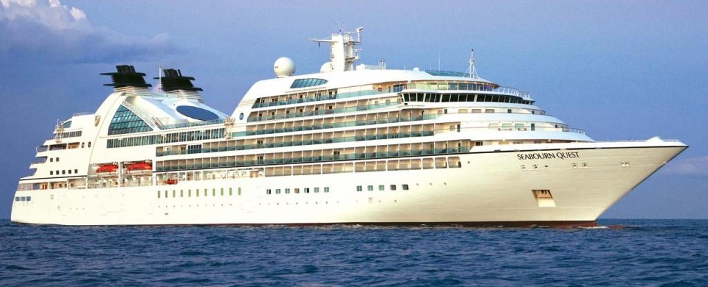 Seabourn Quest Cruise Ship Cruises
