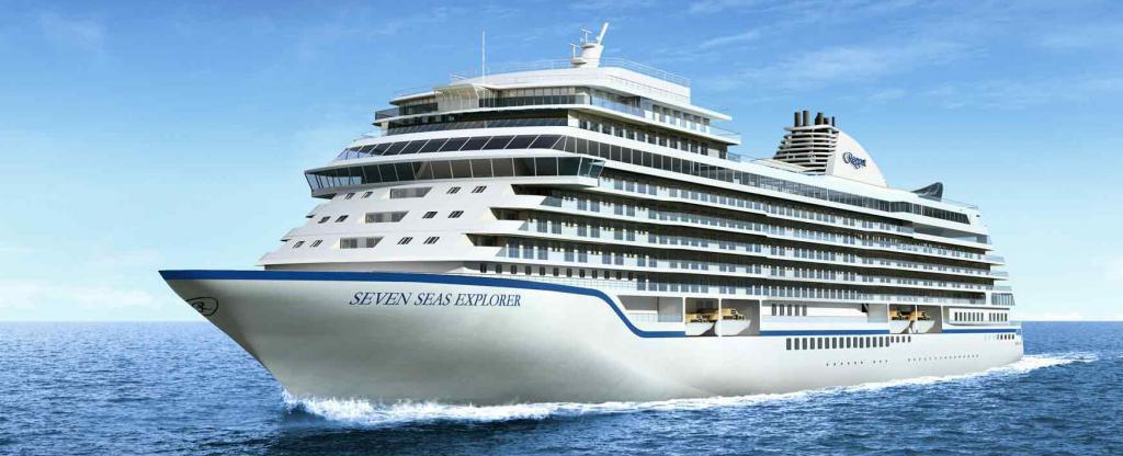 Seas Explorer Cruise Ship Regent Seven Seas Cruises Seven Seas - Cruises with airfare