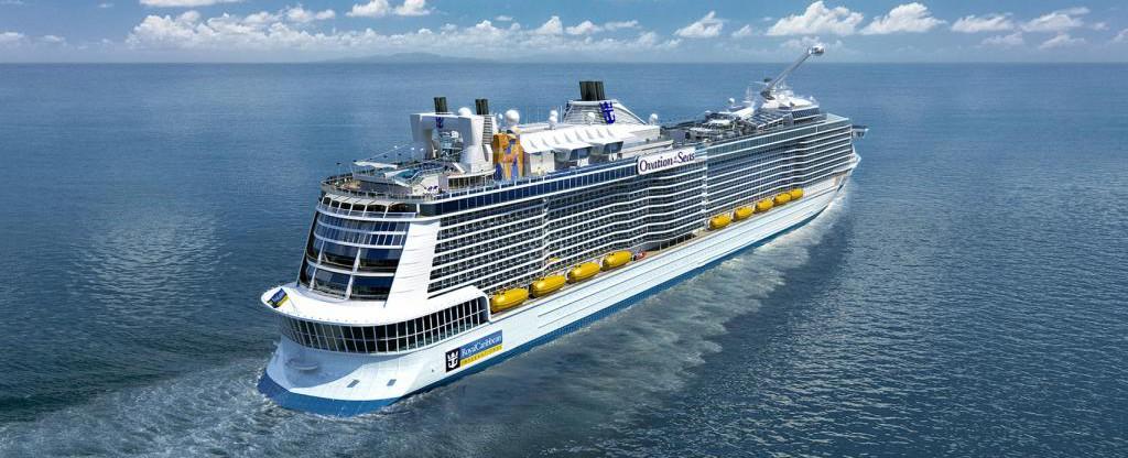 Ovation of the Seas Cruise Ship - Royal Caribbean Cruises Ovation of the  Seas on iCruise.com