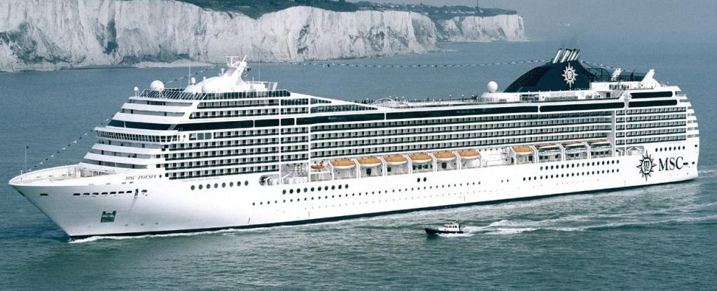 MSC Poesia Cruise Ship - MSC Cruises MSC Poesia on iCruise.com