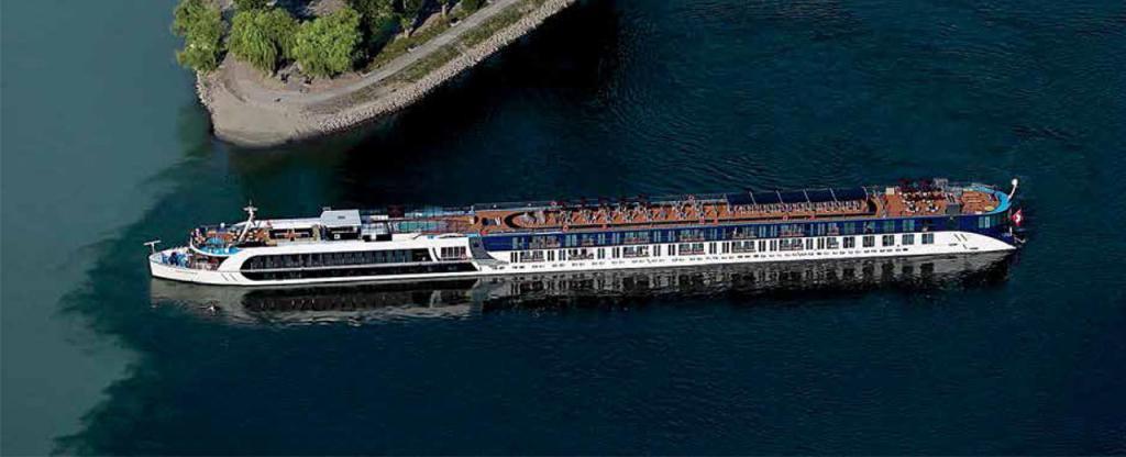 Amakristina Cruise Ship Ama Waterways Amakristina On