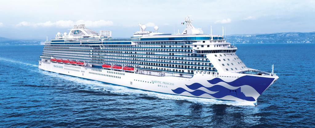 Majestic Princess Cruise Ship - Princess Cruises Majestic