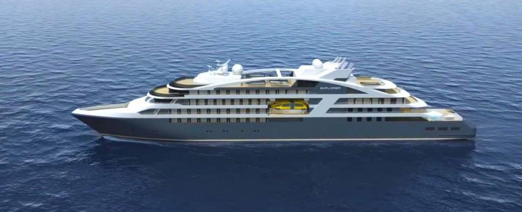 le laperouse cruise ship   ponant cruises le laperouse on