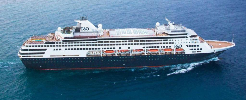Pacific Eden Cruise Ship P Amp O Cruises Australia Pacific