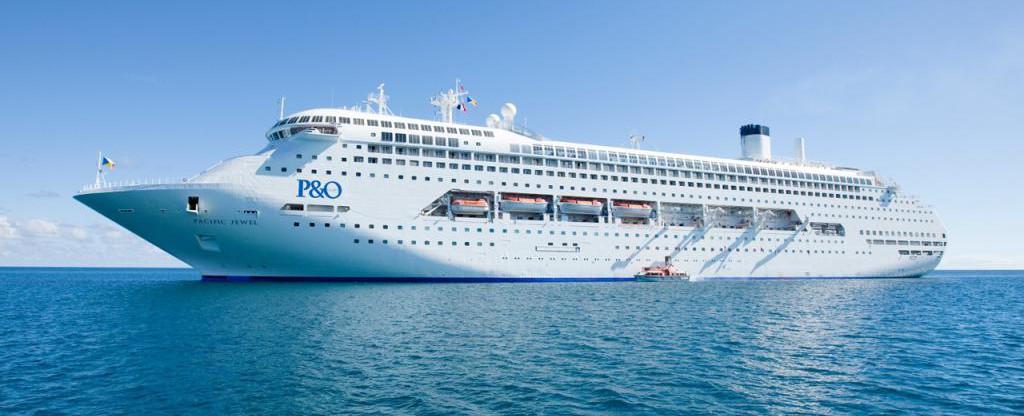 Pacific Jewel Cruise Ship P Amp O Cruises Australia Pacific