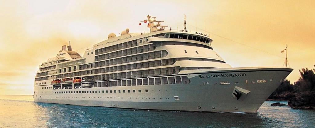 Seas Navigator Cruise Ship Regent Seven Seas Cruises Seven Seas - Cruises with airfare