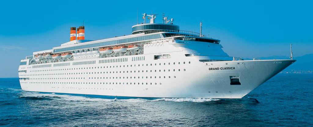 Cruise To Paradise