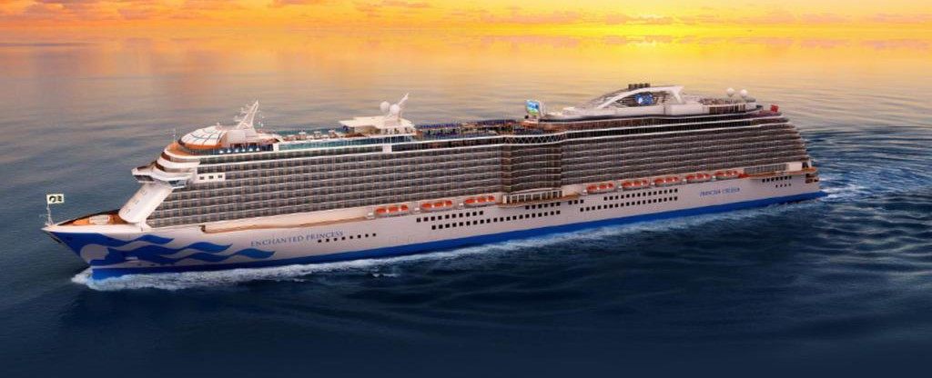 Cheap Enchanted Princess Cruises