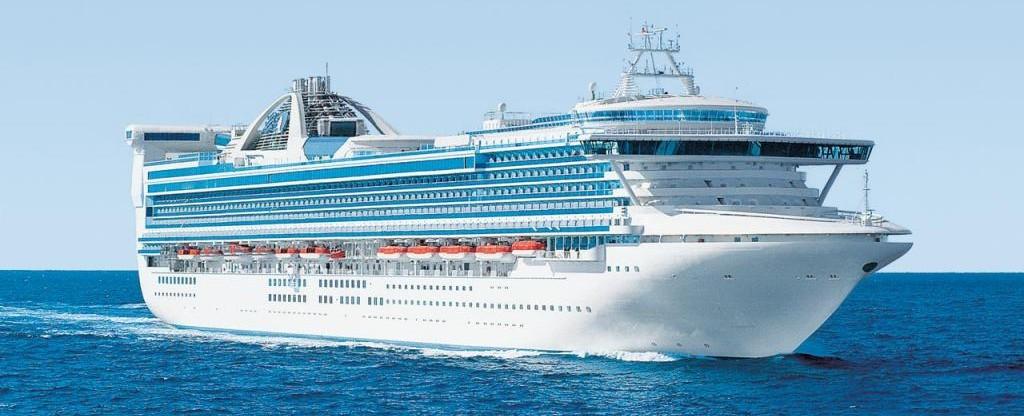 Golden Princess Cruise Ship Princess Cruises Golden