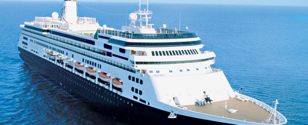 Cruise Ship Holland America Line Zaandam On ICruisecom - Zaandam ship