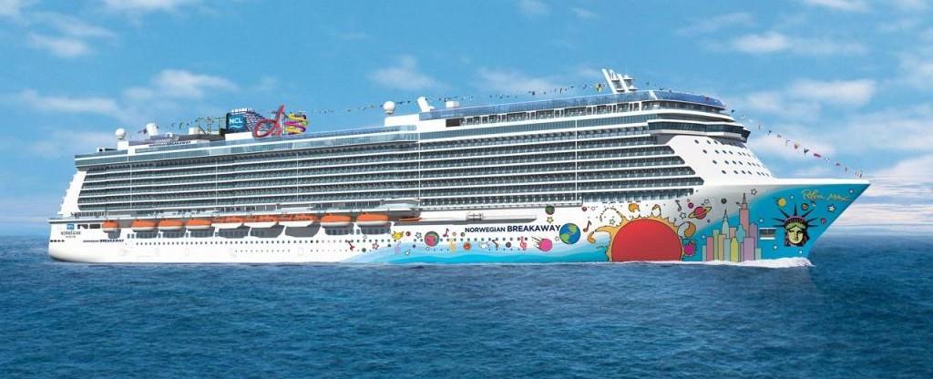 Cheap Norwegian Breakaway Cruises Norwegian Cruise Line Norwegian Breakaway On Cruisecheap Com