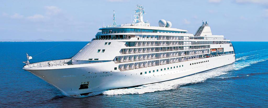 Silver Shadow Cruise Ship Silversea Cruises Silver