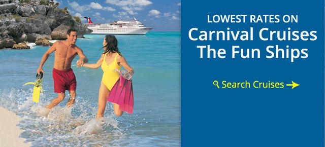 Carnival Dream in Venice