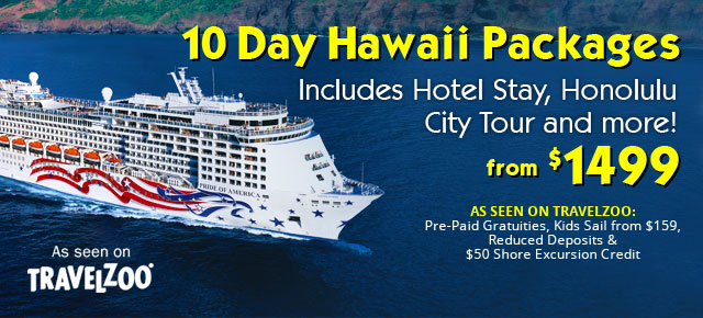 Hawaii Cruises And Deals On Icruise Com