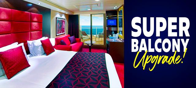 MSC Cruise Sale