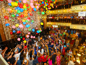 New Year S Eve Cruises And New Year S Cruise Deals On Icruise Com