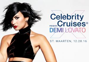 Celebrity Cruises presents Demi Lovato