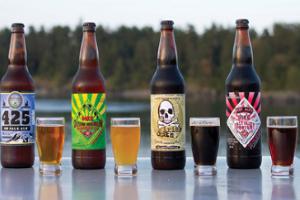 UnCruise Craft Beer